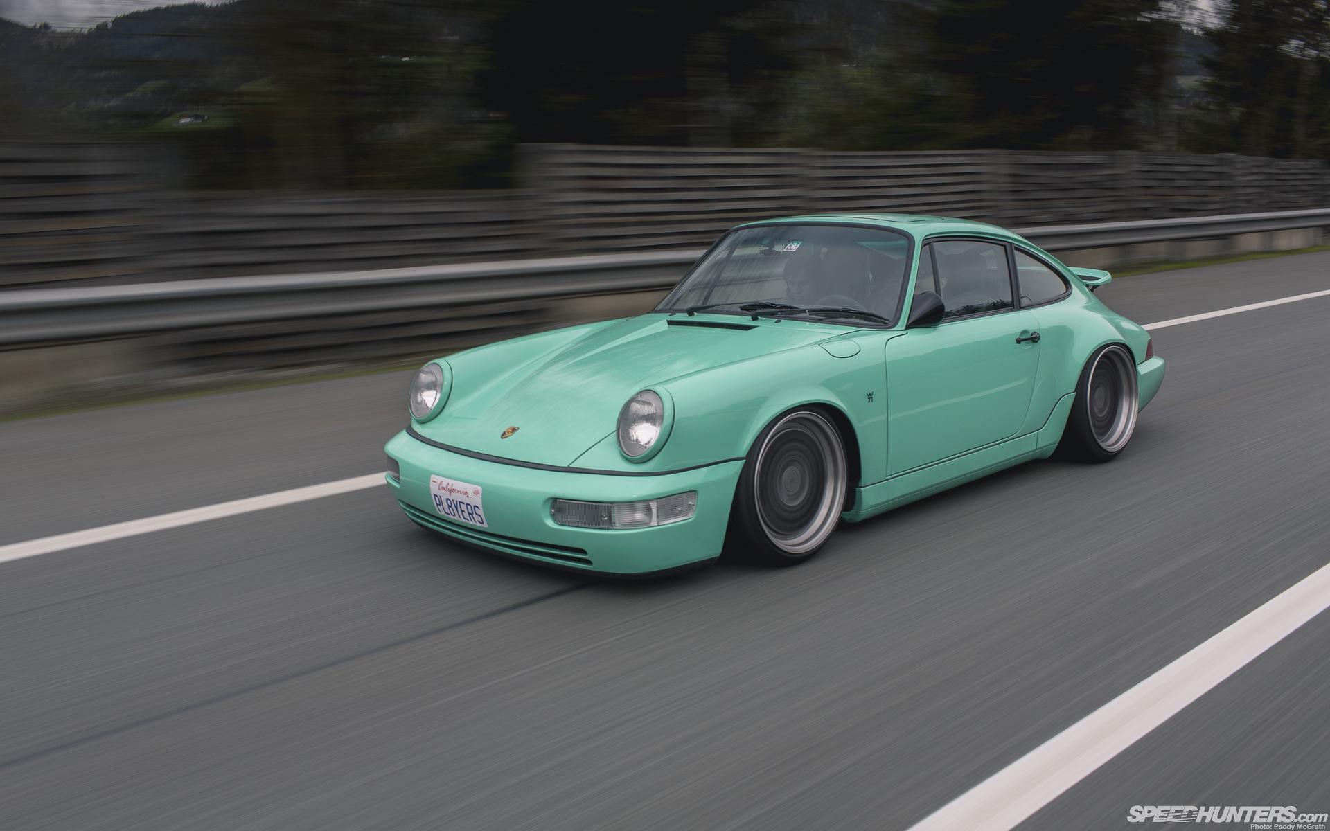 Speedhunters Porsche