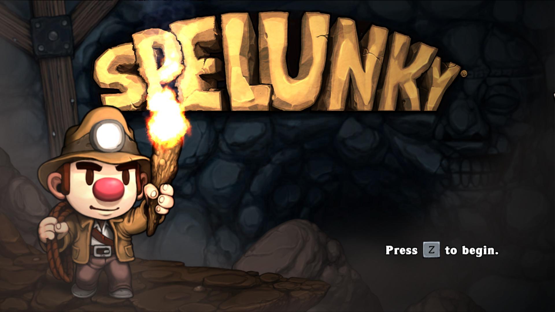 spelunky-2013mac screenshot 1