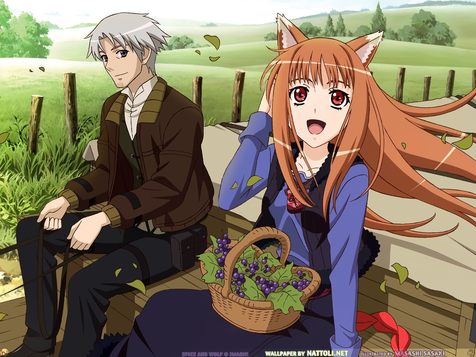 But this anime is really similar to Spice And Wolf, that anime was all about international trade and currency speculation. Oh yes, export/import business.