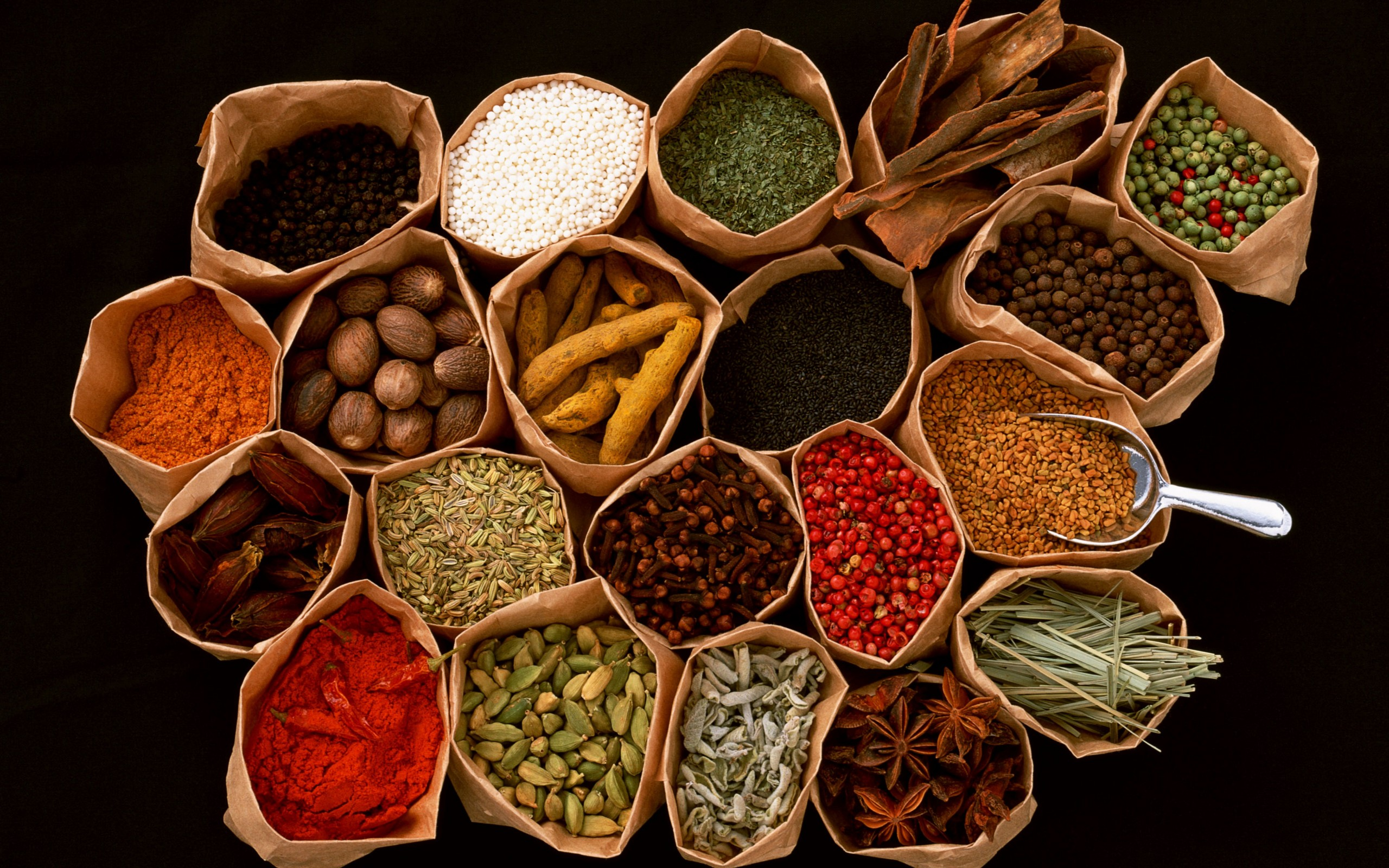 61 Herbs And Spices HD Wallpapers | Backgrounds - Wallpaper Abyss - Page 2