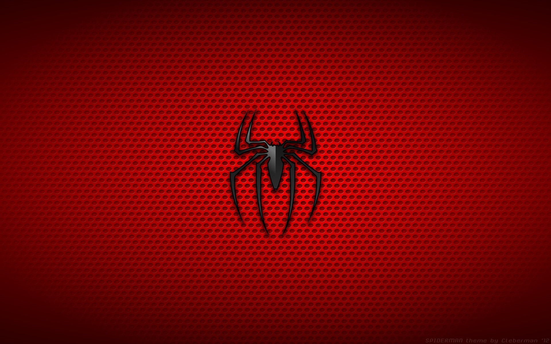 Spider Man Logo Art