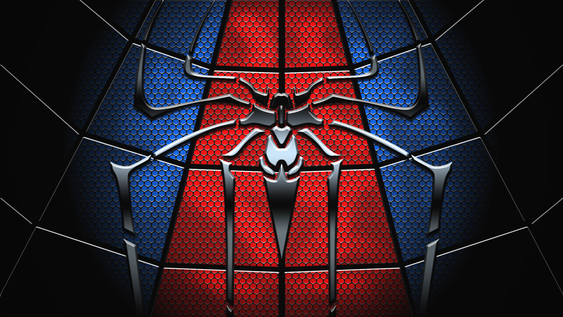 Spiderman Logo Wallpaper HD