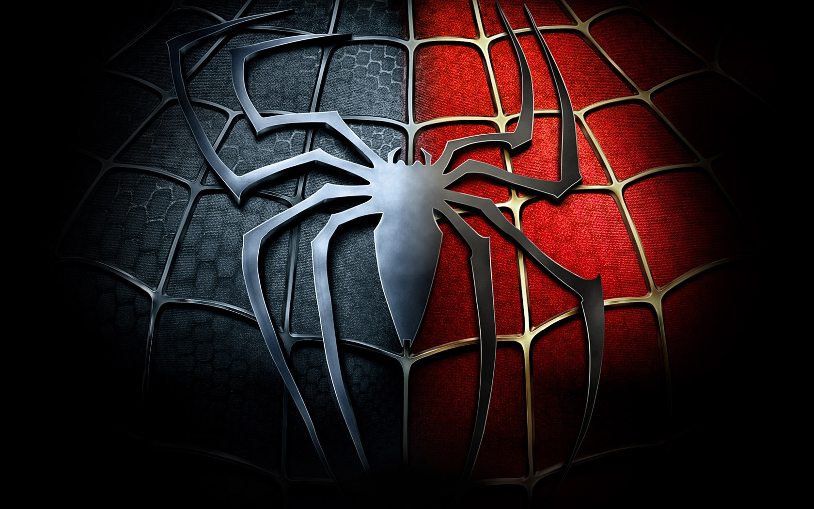 Spiderman Logo HD wallpaper | 1680x1050 | #27840
