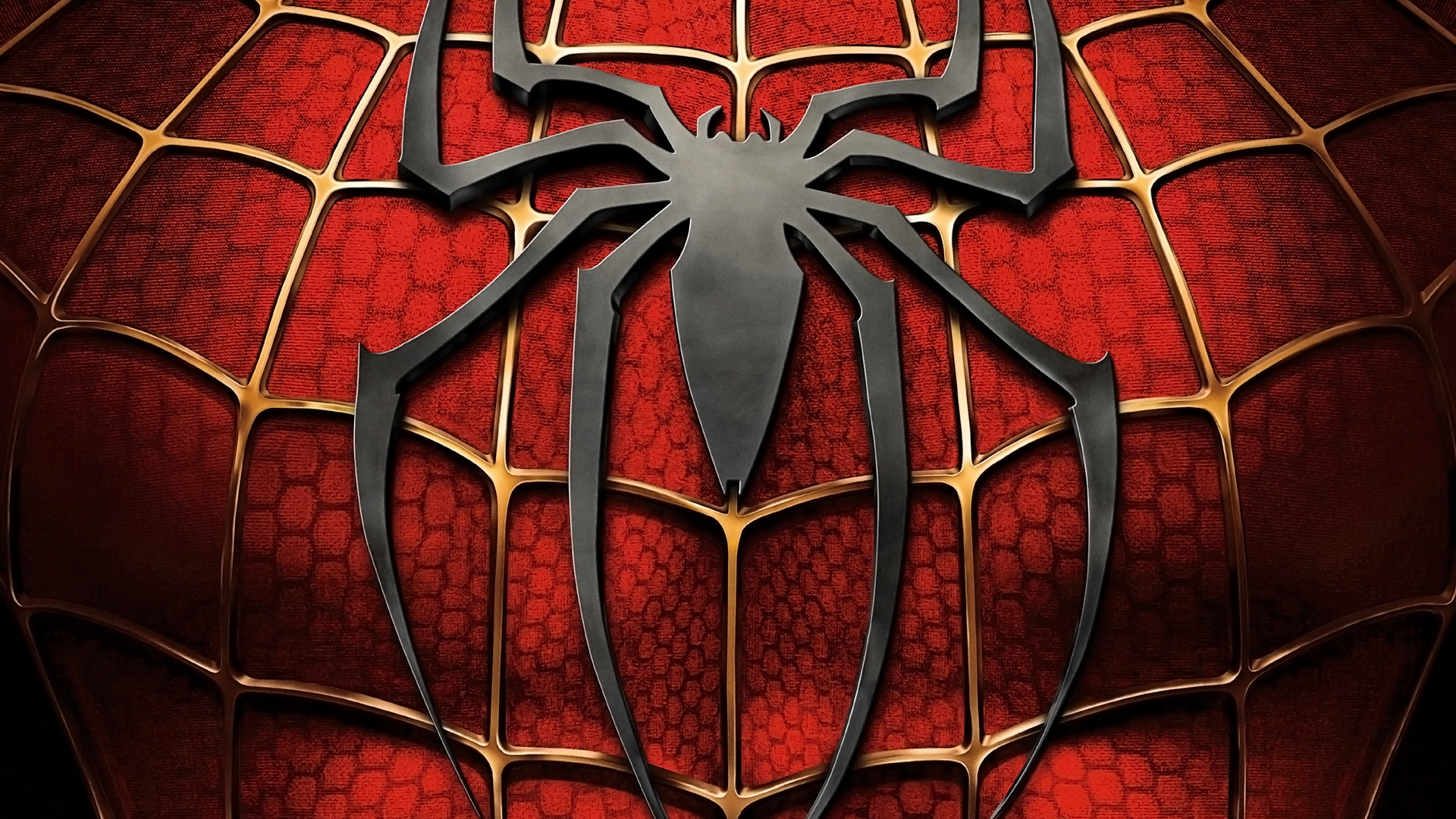 Cool Spiderman Logo Wallpaper