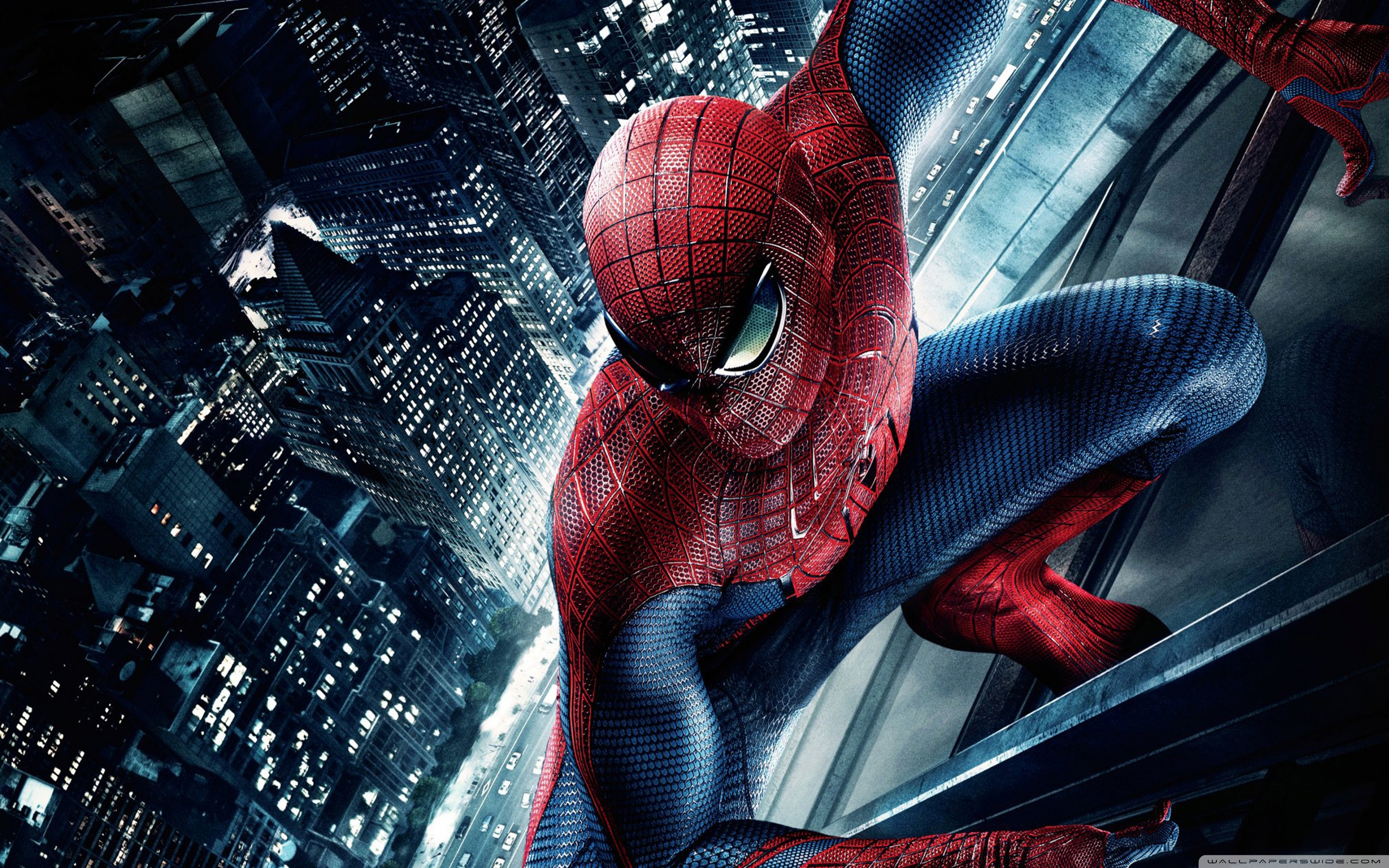 The Amazing Spider-Man HD Wide Wallpaper for Widescreen