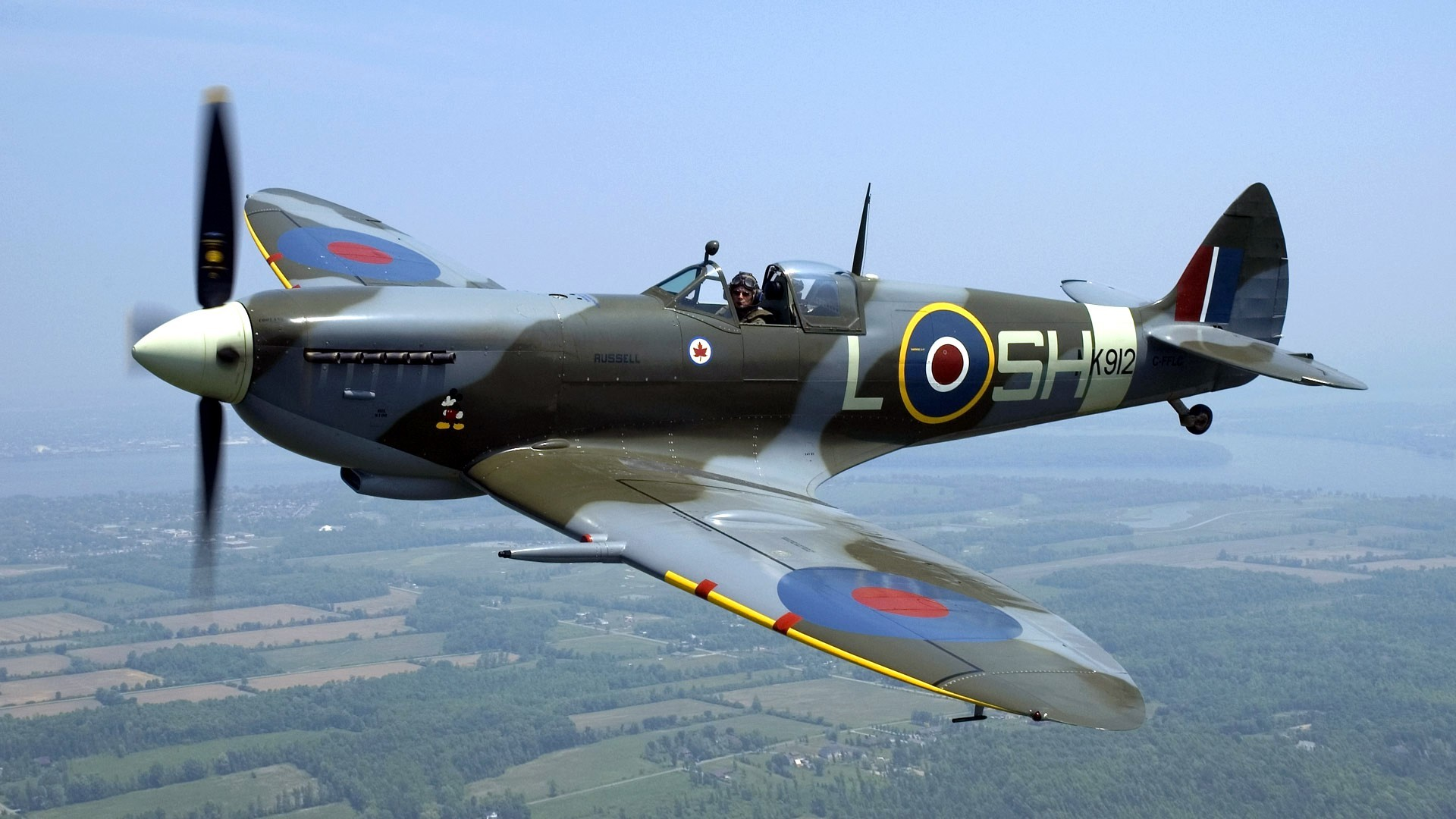 Supermarine Spitfire Wallpaper Hd Desktop 10 HD Wallpapers