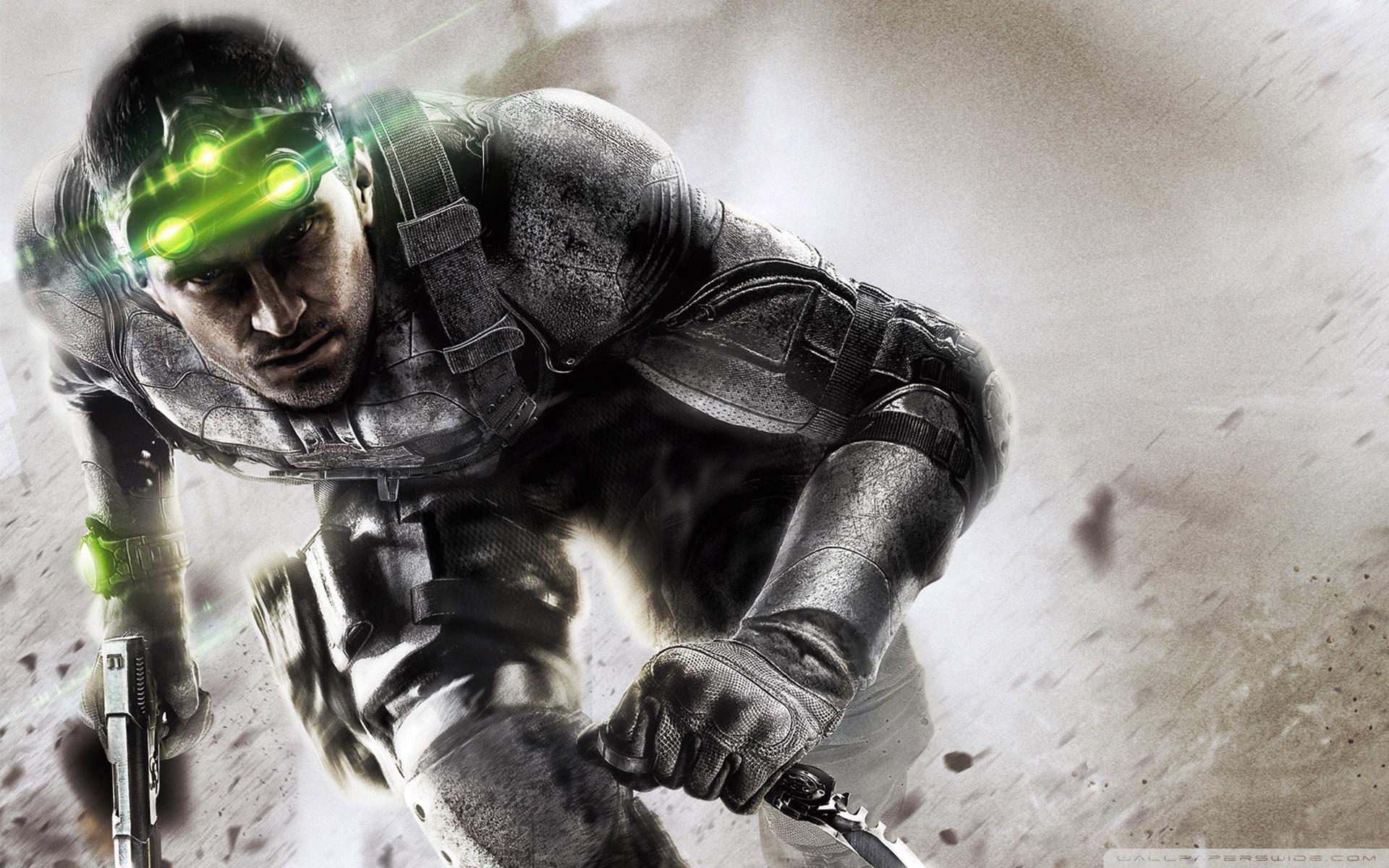 Splinter Cell Black List HD Wide Wallpaper for Widescreen