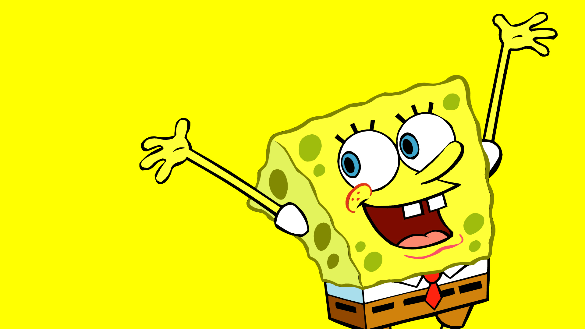 spongebob wallpaper 1920x1080 48630