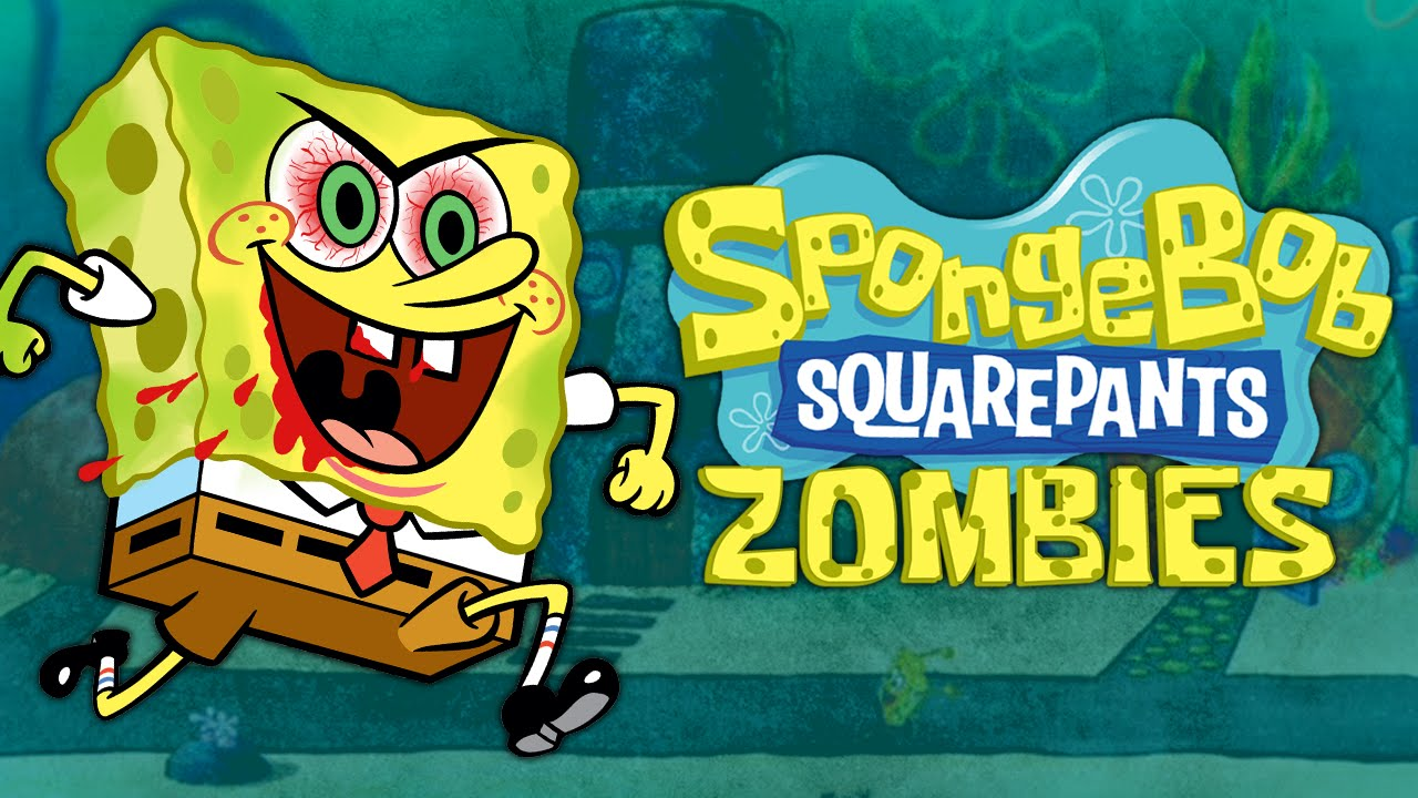 SPONGEBOB SQUAREPANTS ZOMBIES ★ Call of Duty Zombies Mod (Zombie Games)