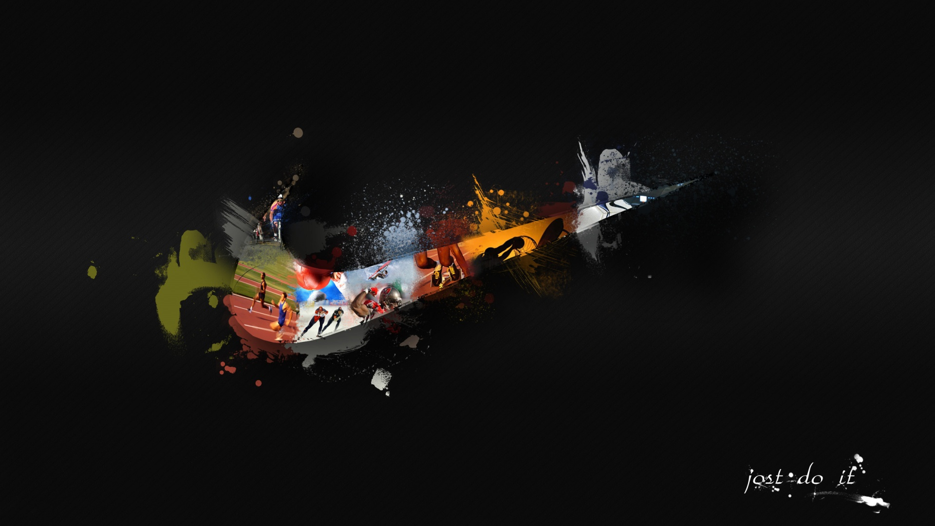 Nike Sports HD Wallpaper 7 For Desktop Background