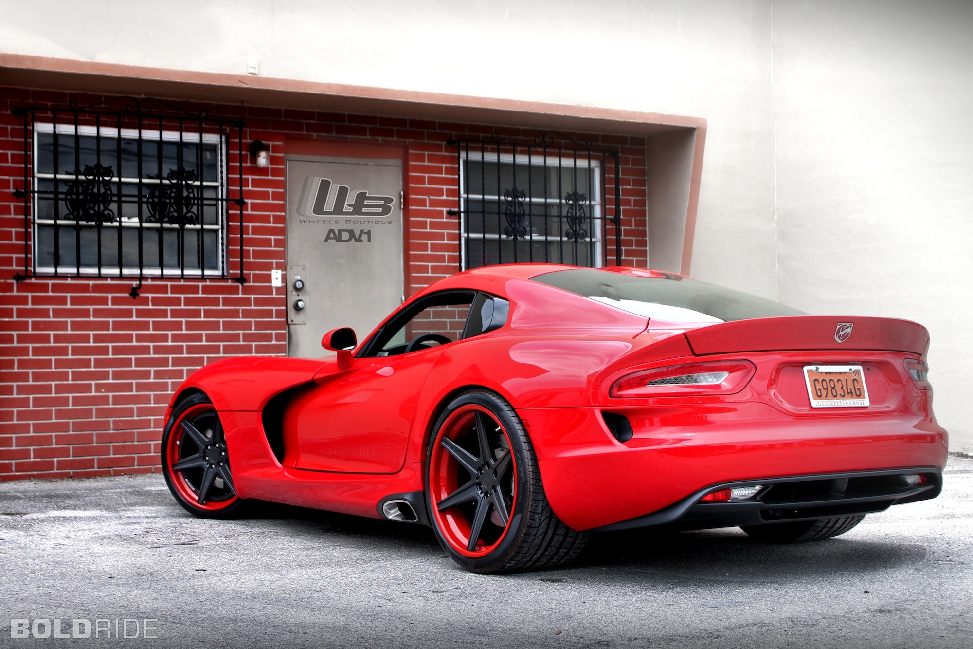 2013 Wheels Boutique SRT Viper 1024 x 770