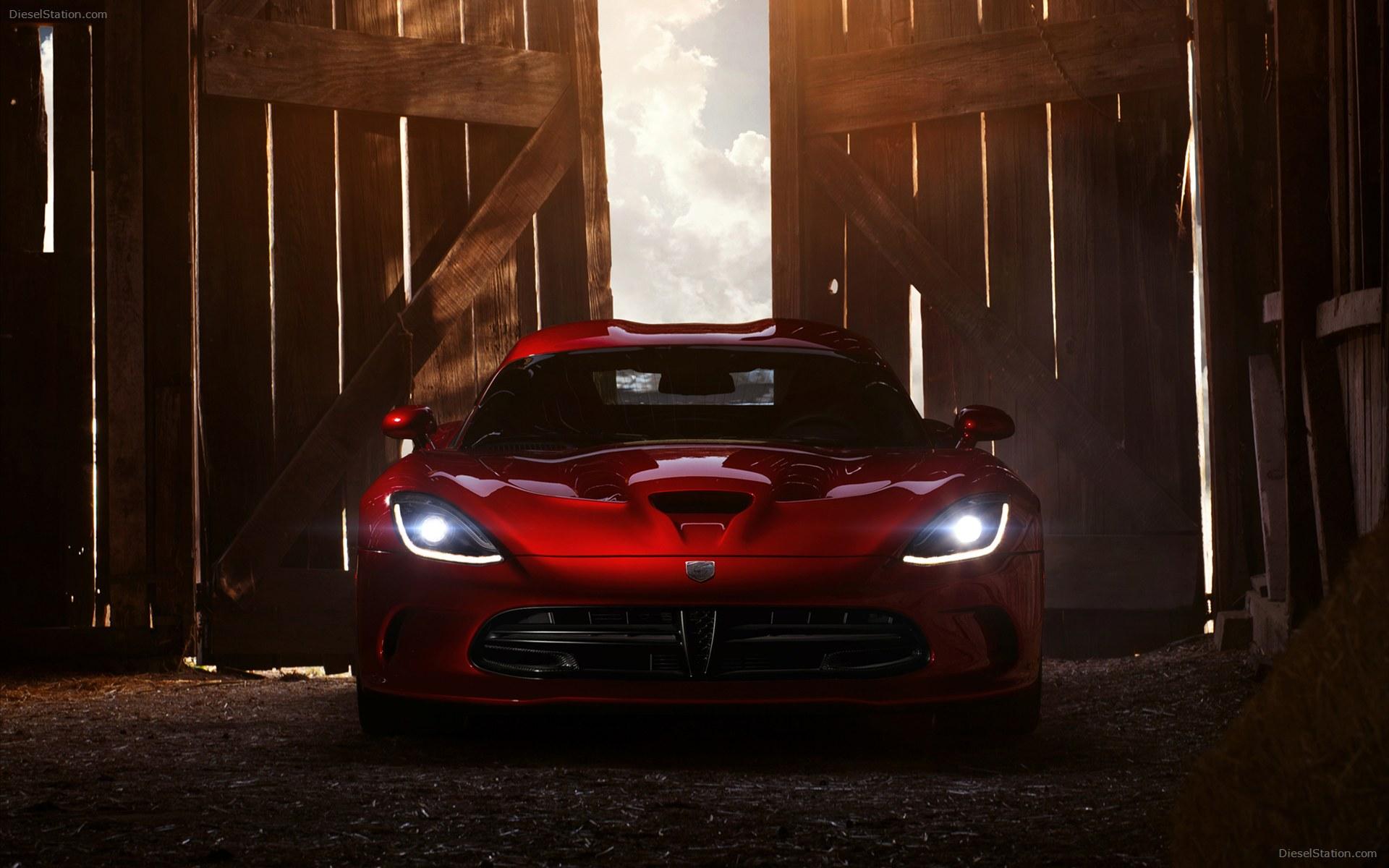 SRT Viper GTS R 2013