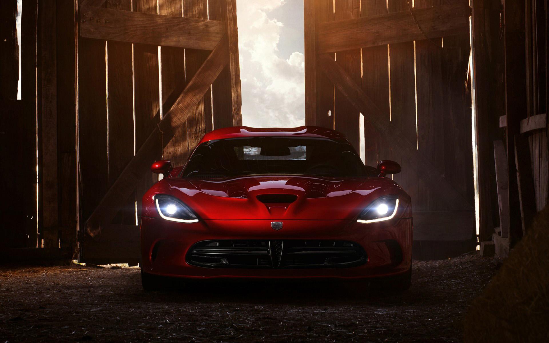 Dodge SRT Viper GTS 2013