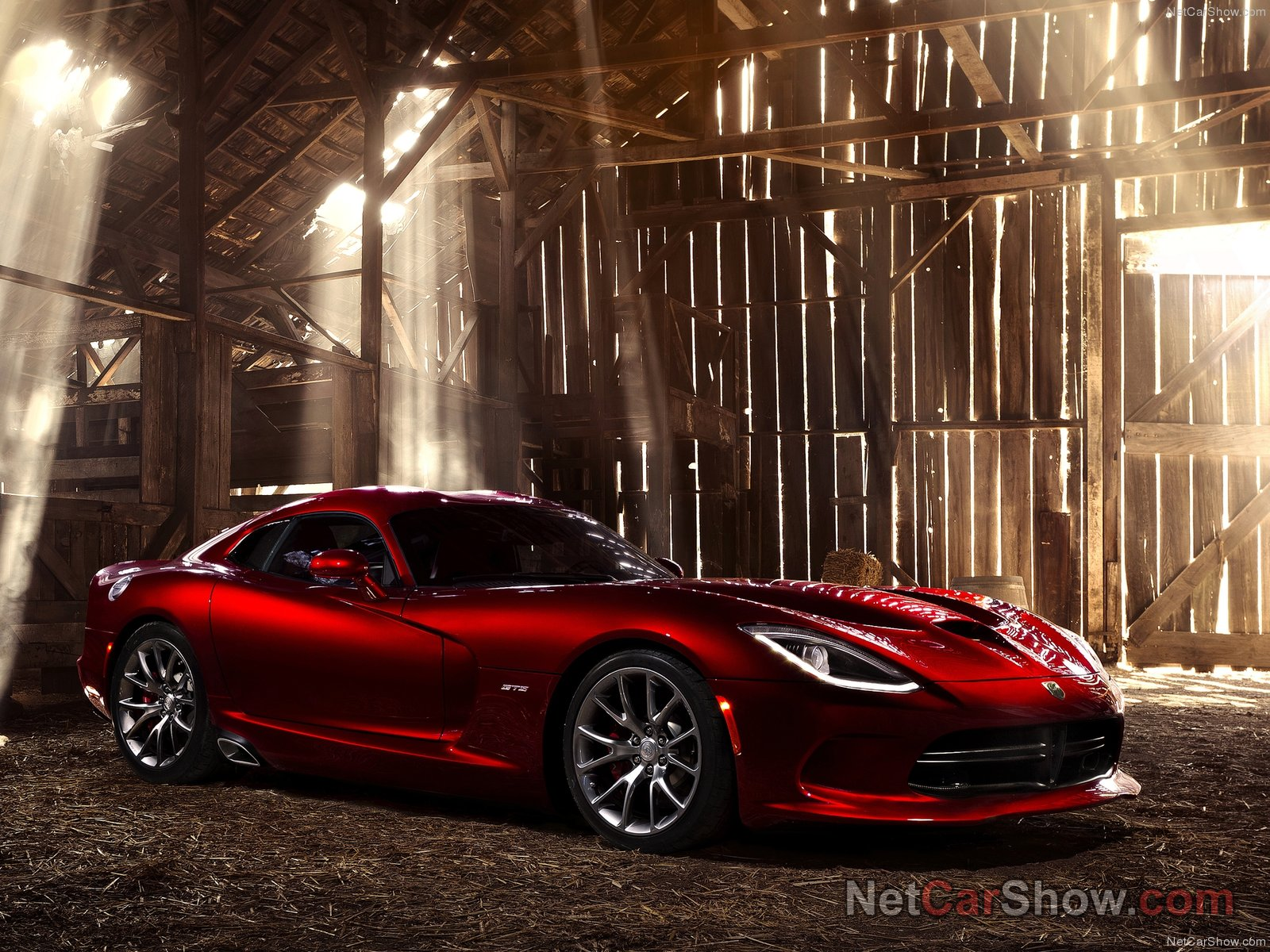 Dodge Viper Srt Red Wallpaper 1600x1200px