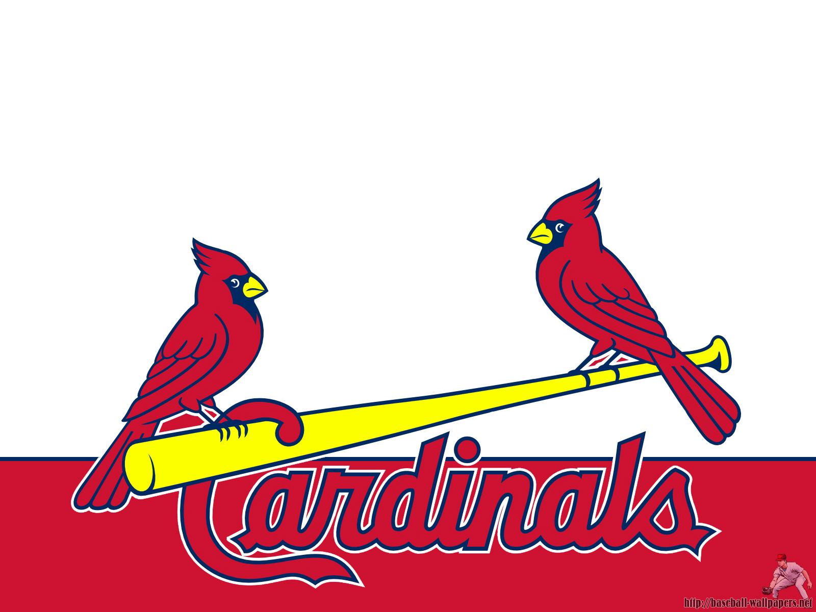 st louis cardinals logo wallpaper – 1600 x 1200 pixels – 288 kB