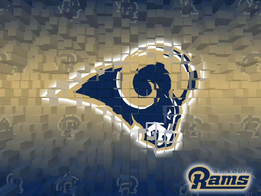 St Louis Rams Wallpaper – 1024 x 768 pixels – 186 kB
