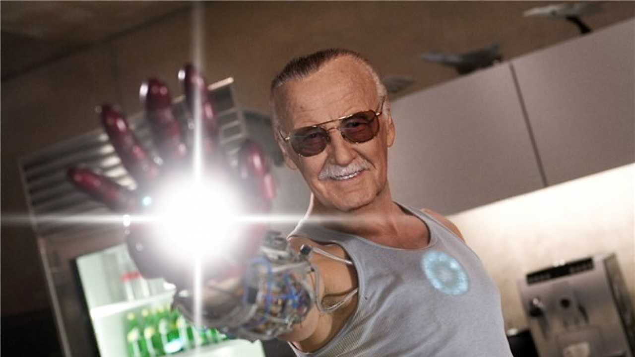 Stan Lee to Cameo in Dr. Strange Movie?
