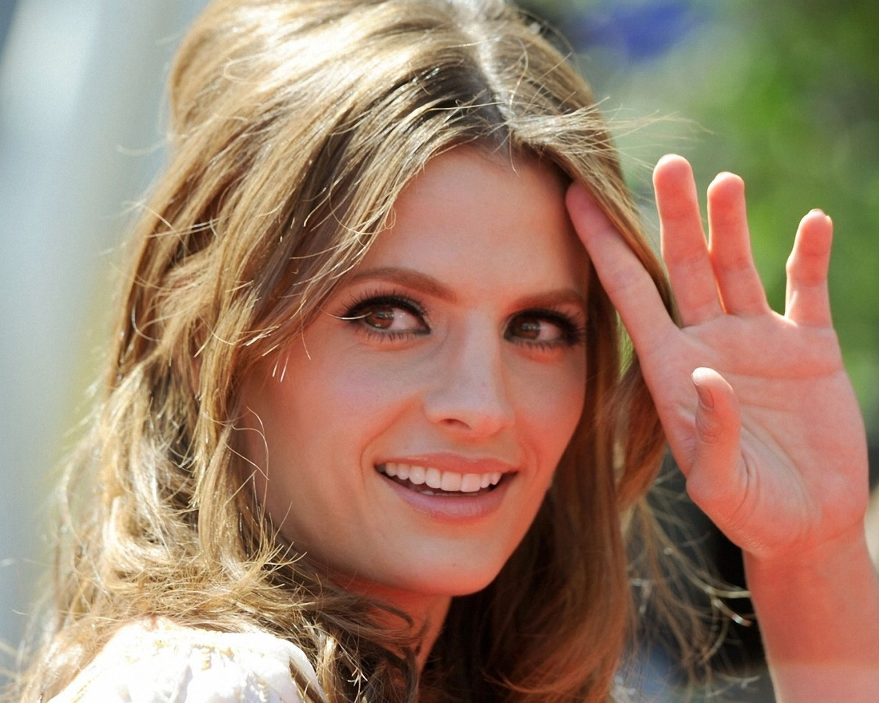 My name is Stana Katic.