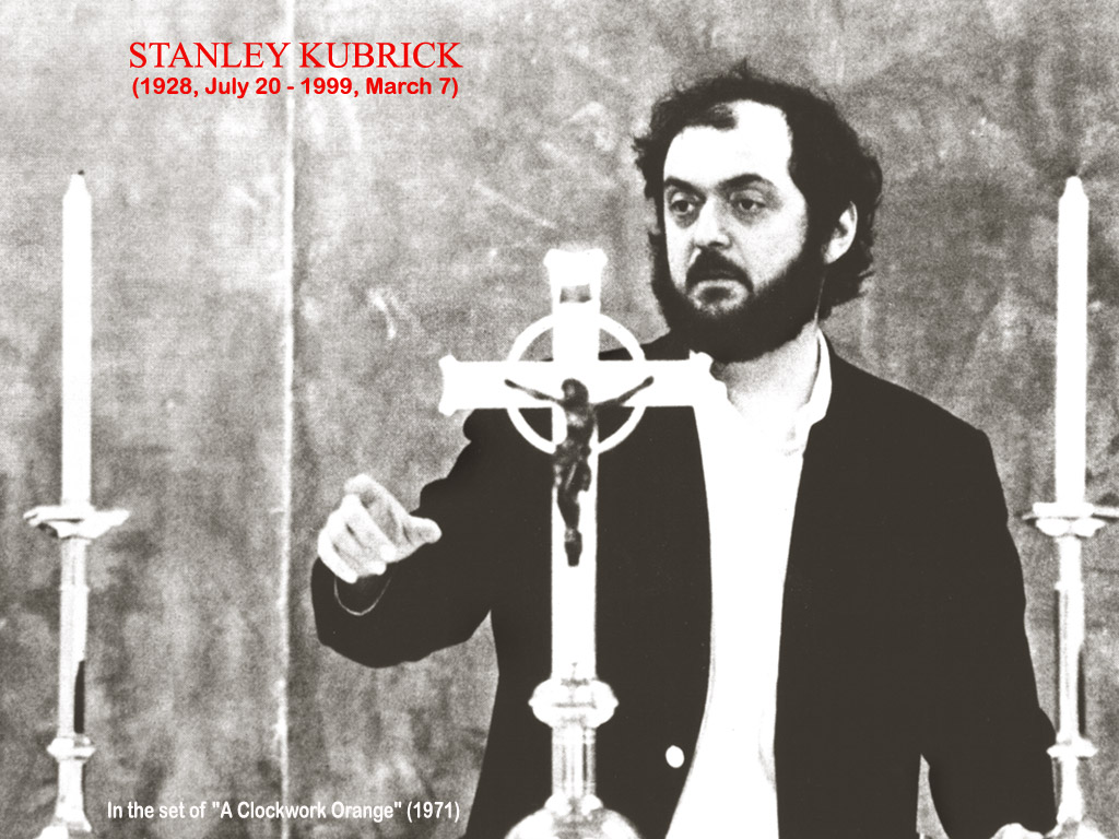 Stanley Kubrick Wallpaper 1024x768 65028