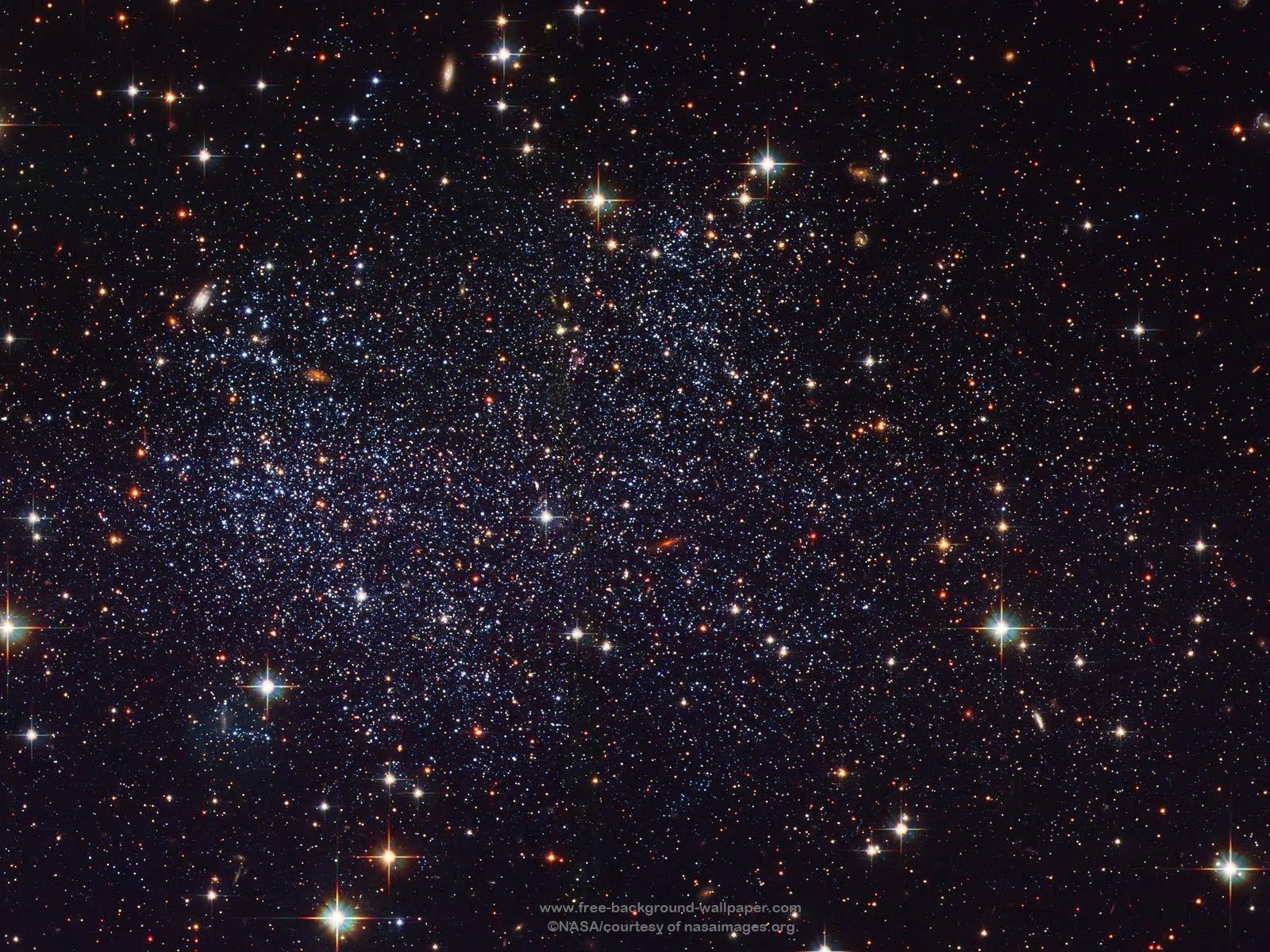 Galaxy Stars Tumblr Background