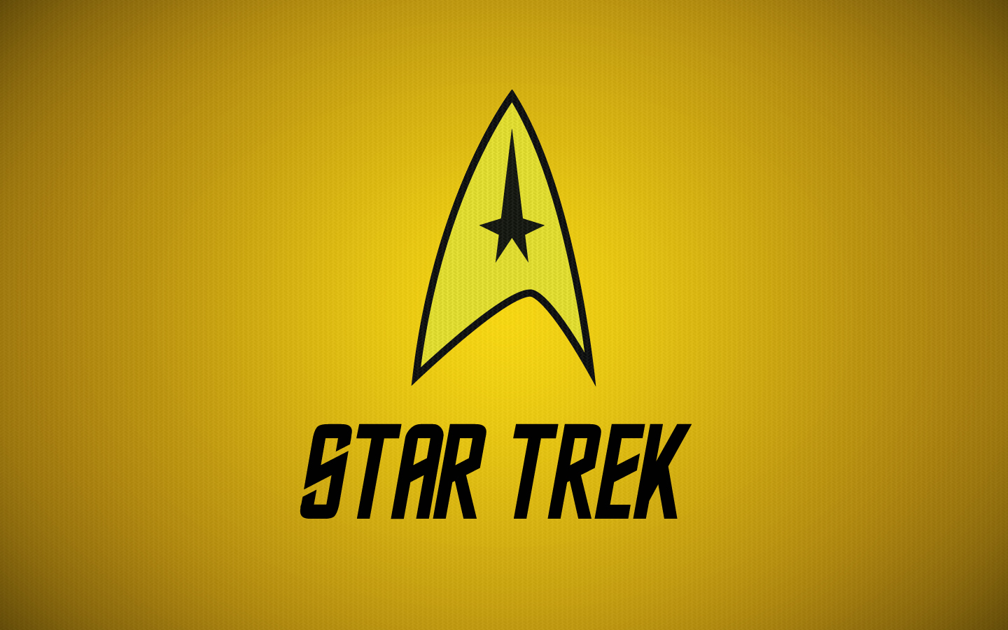 Star Trek Original Series Star Trek Logo