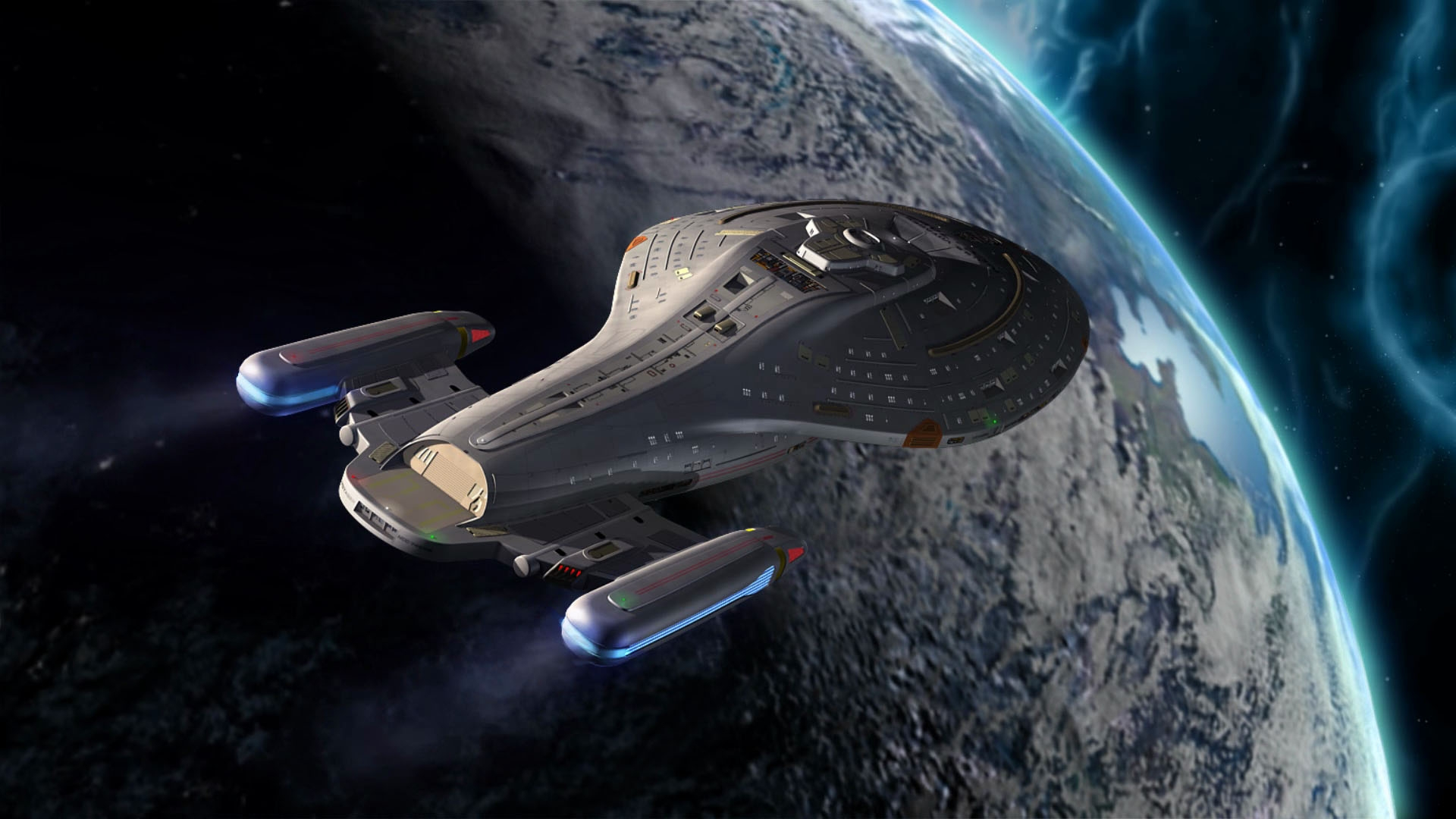 HD Wallpaper | Background ID:124794. 1920x1080 Sci Fi Star Trek