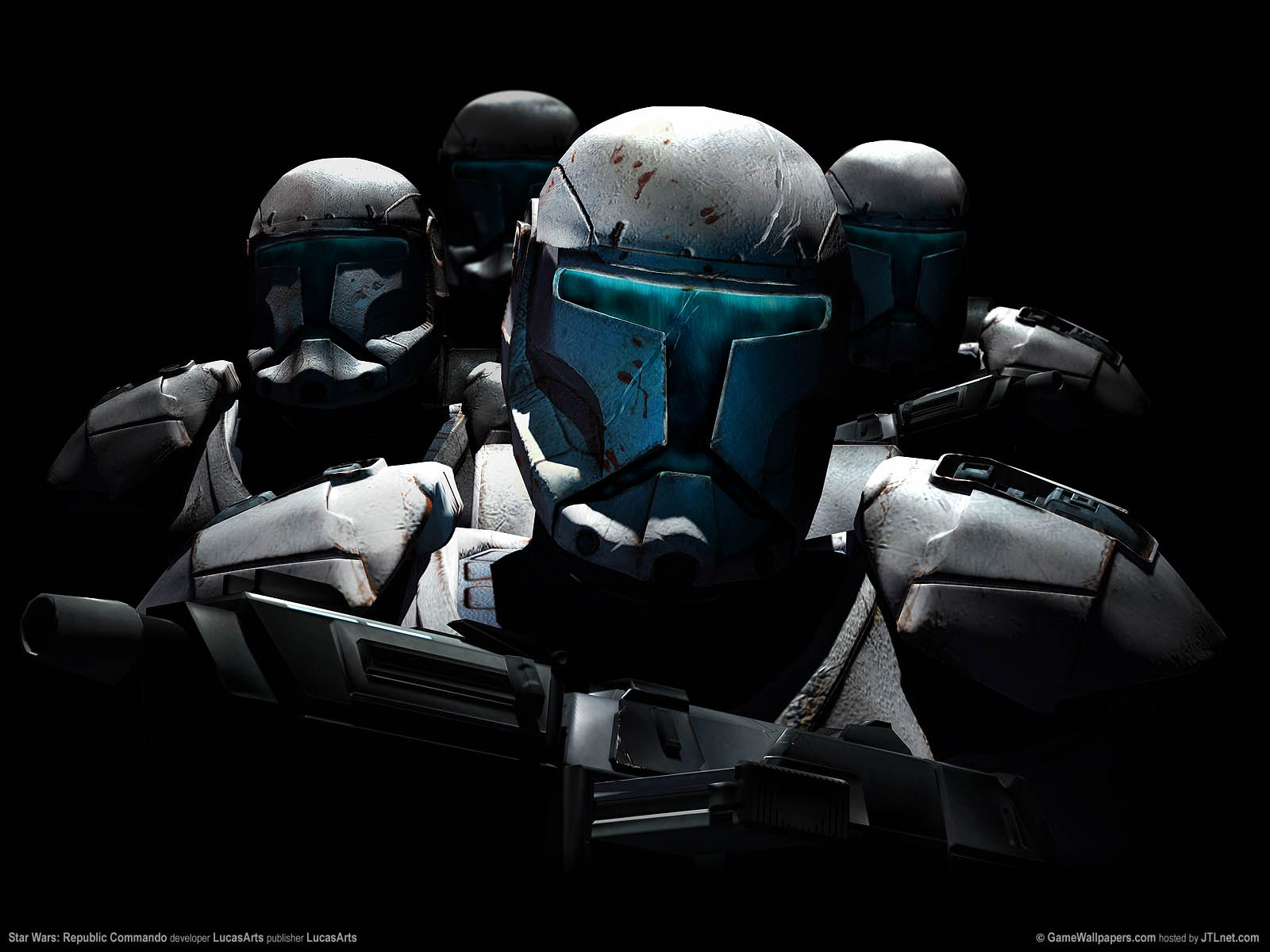 ... Star Wars Republic Commando – PC