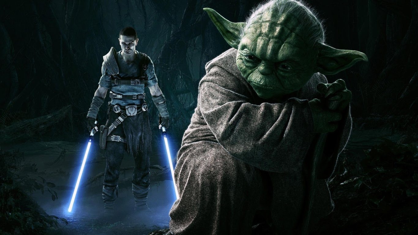 Star Wars Wallpaper 1366x768 43449