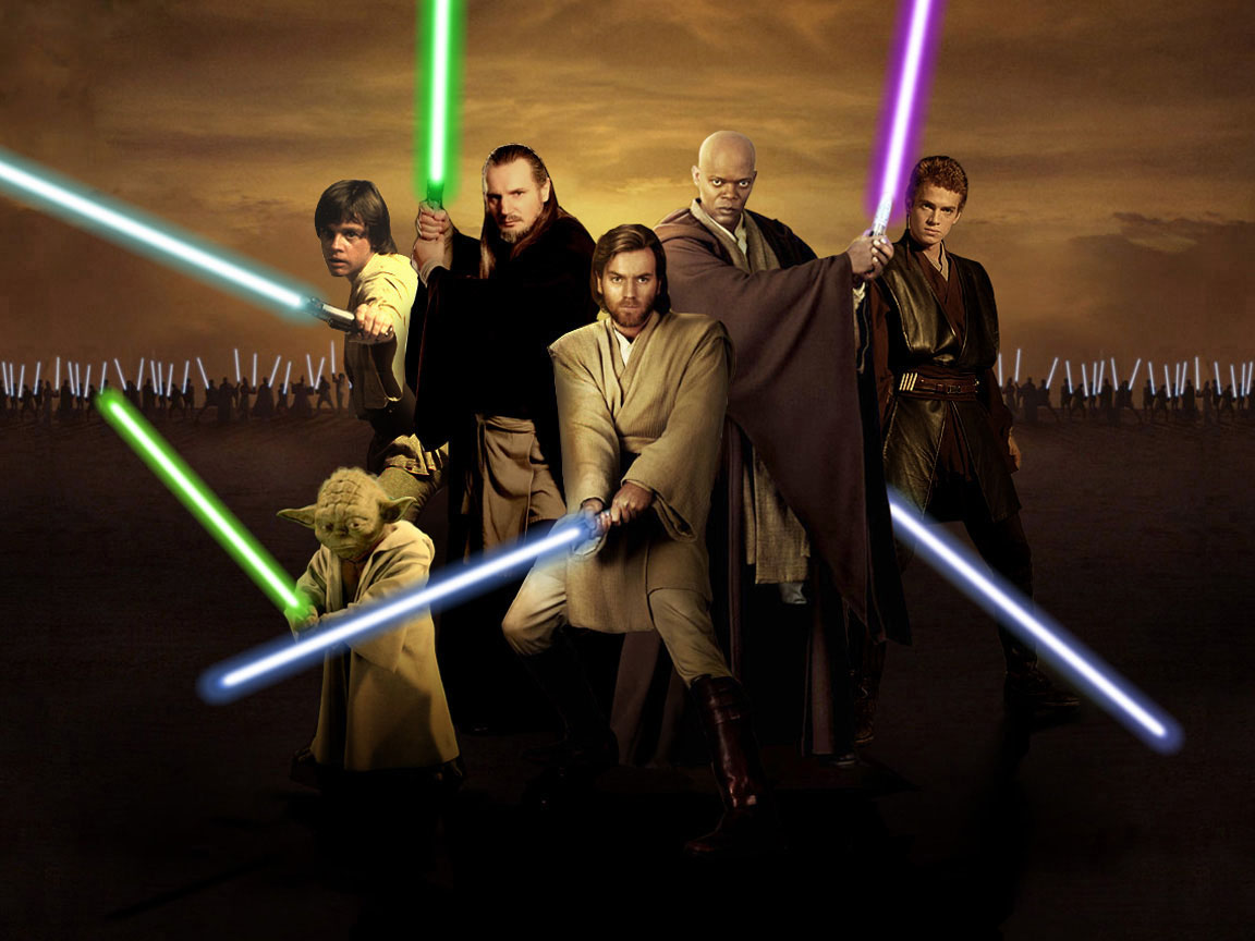 Star Wars Jedis