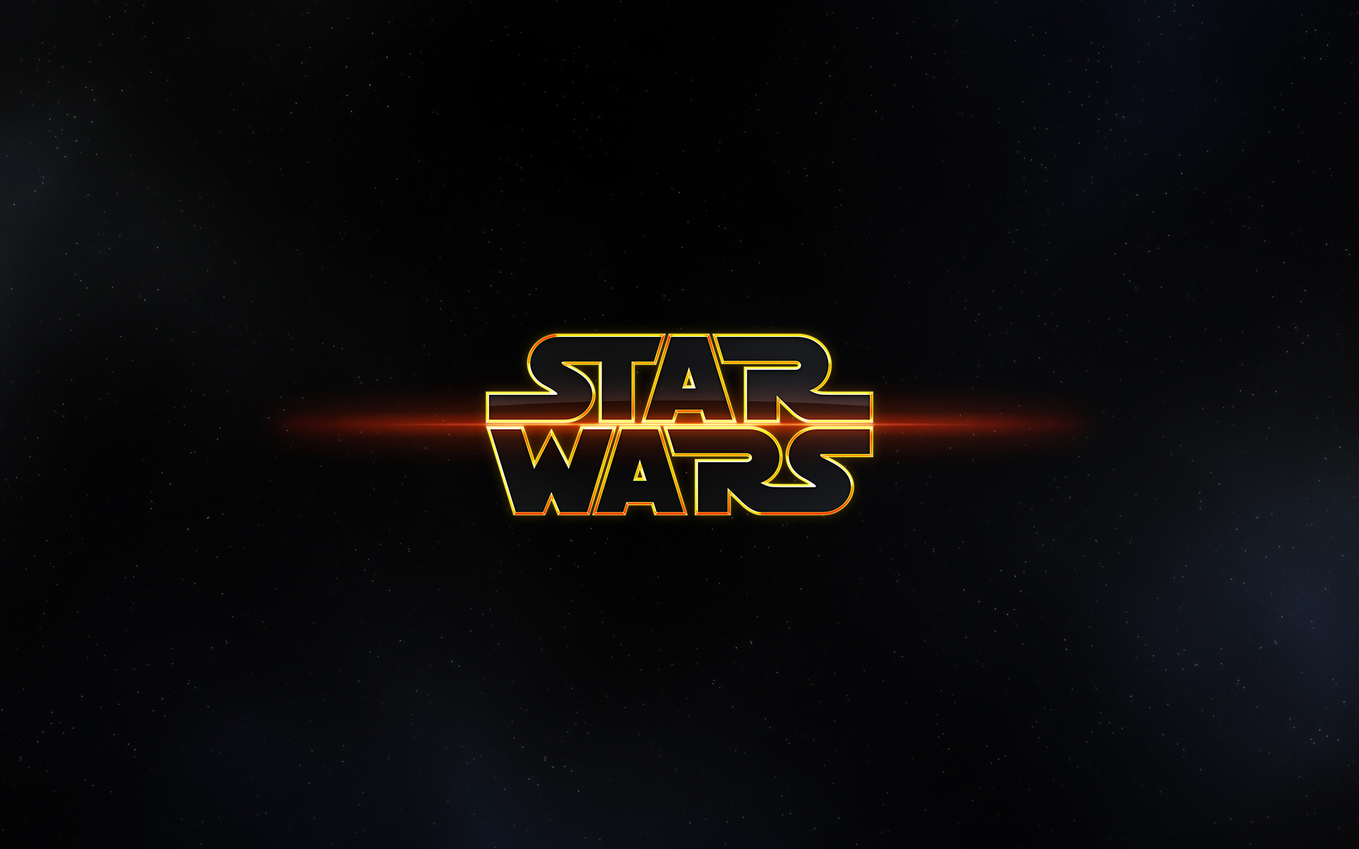 Star Wars Logo Wallpaper
