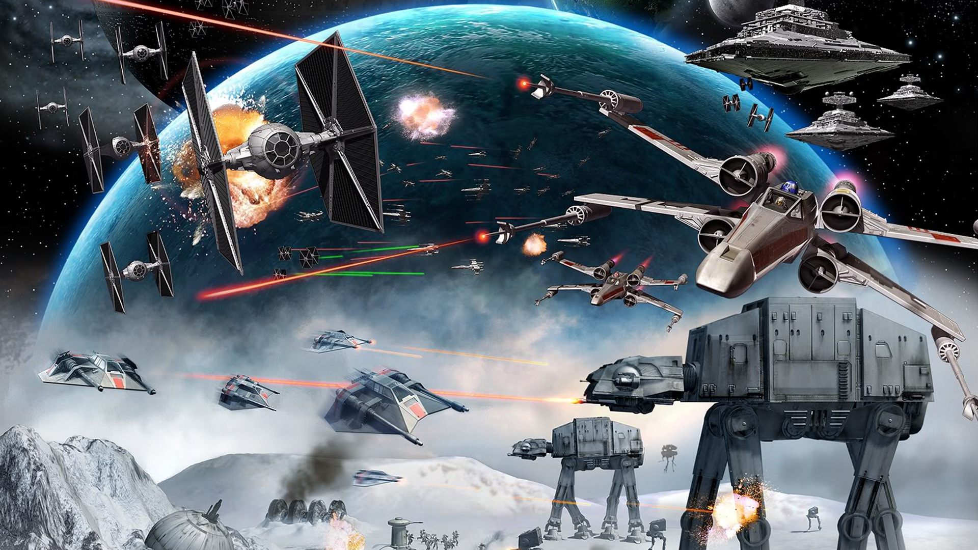 ... Star Wars Wallpaper ...