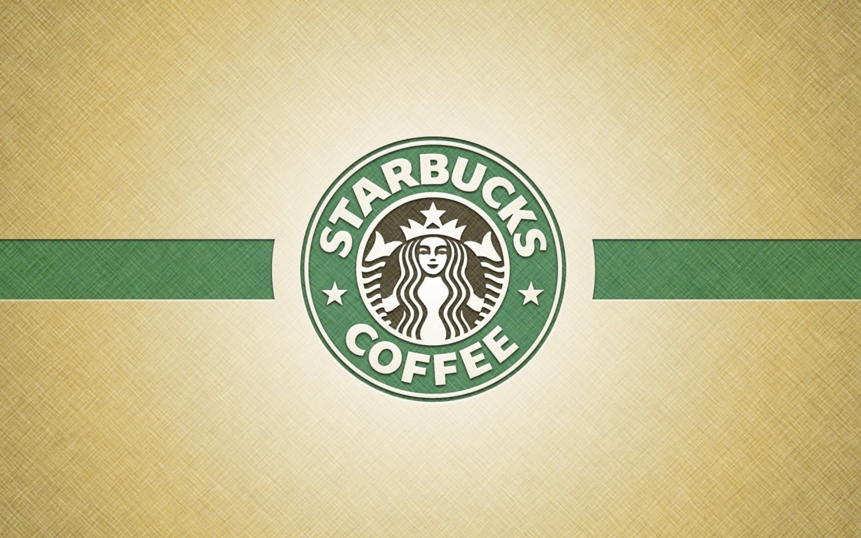 Art Logo Starbucks Coffee