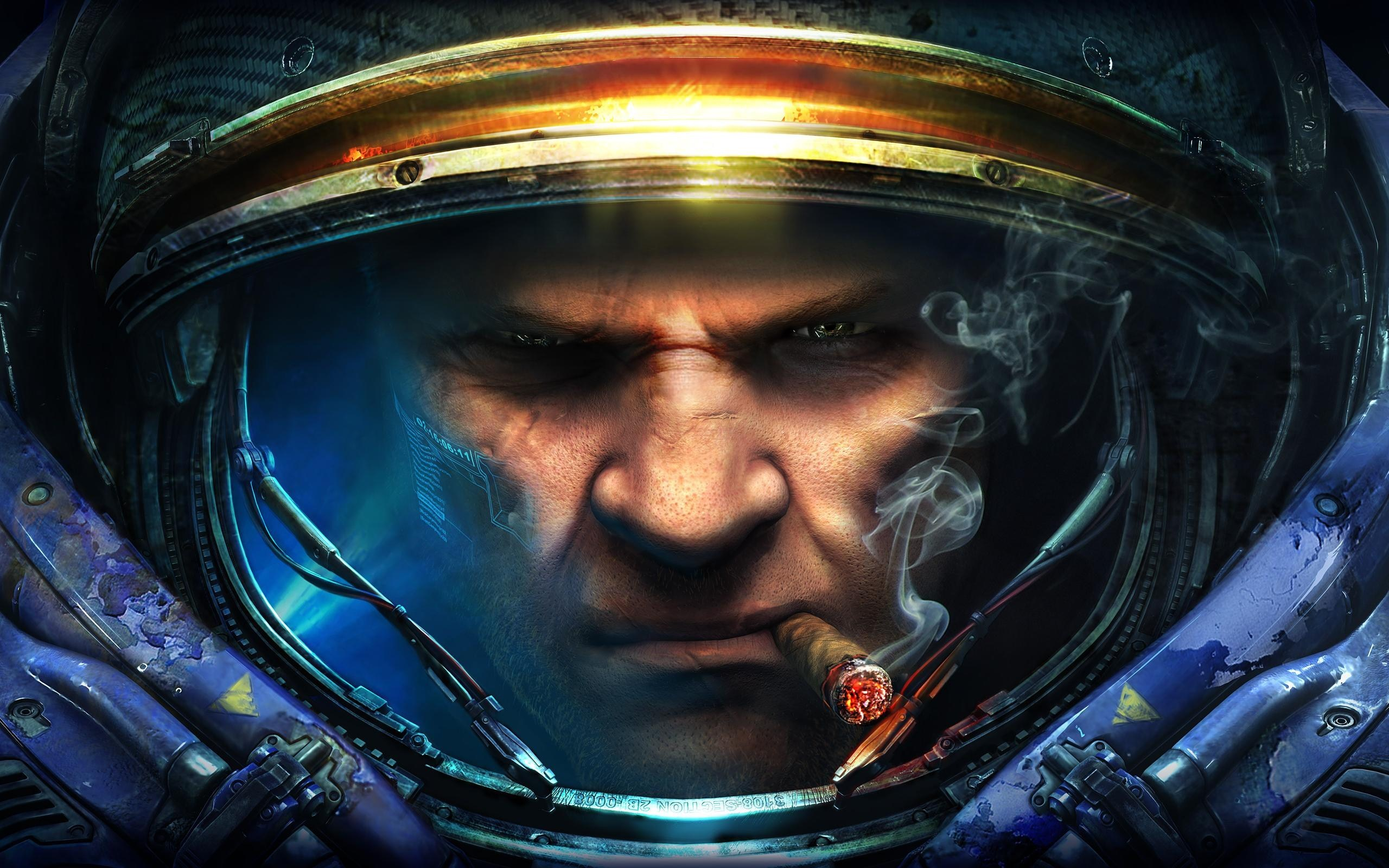 StarCraft Game Jim Raynor