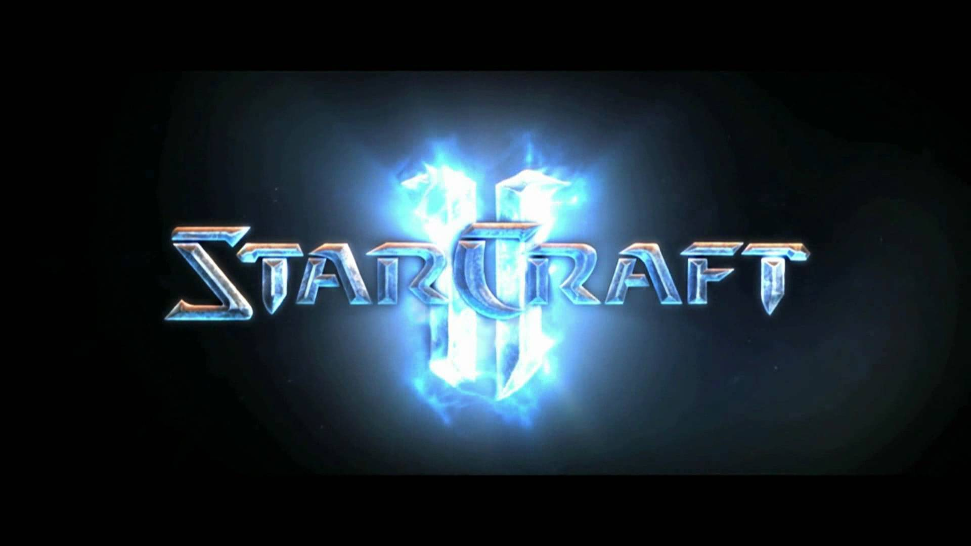 StarCraft 2 Logo Animation (Full HD)