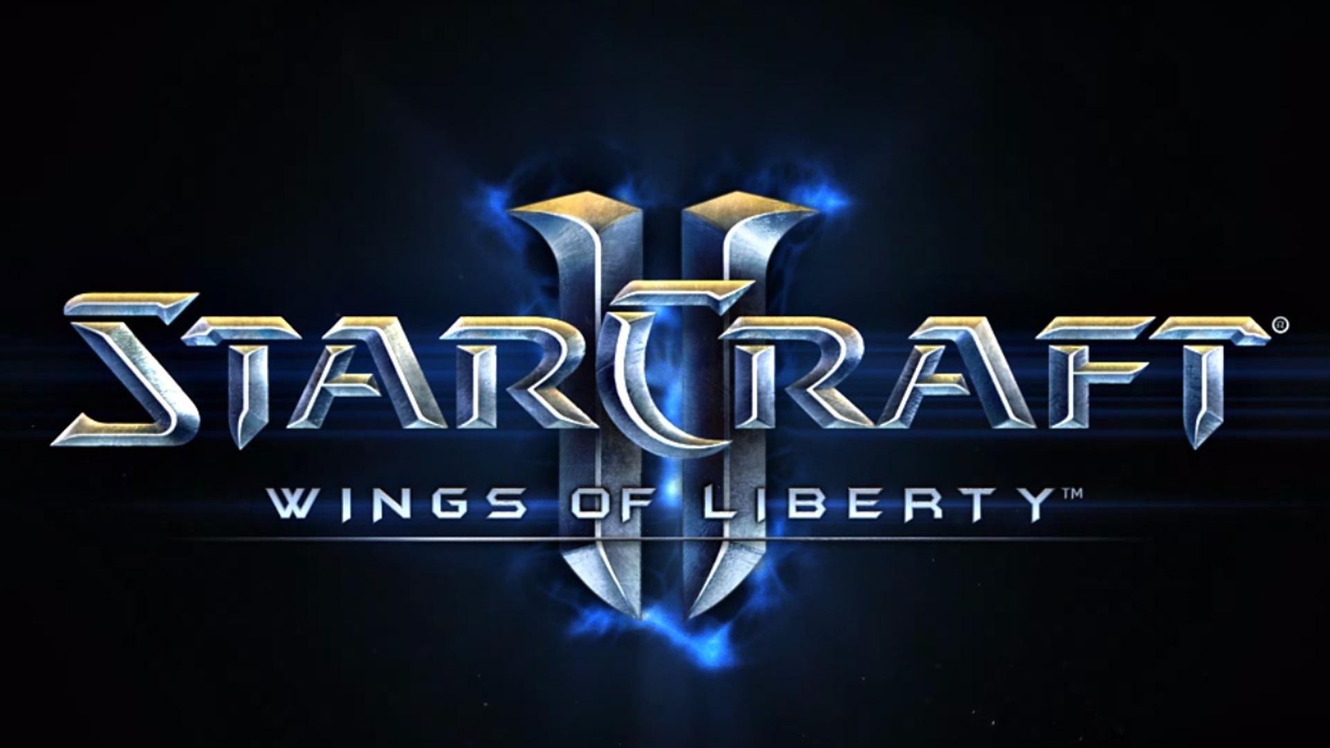 Starcraft Logo Wallpaper 41553 1920x1200 px