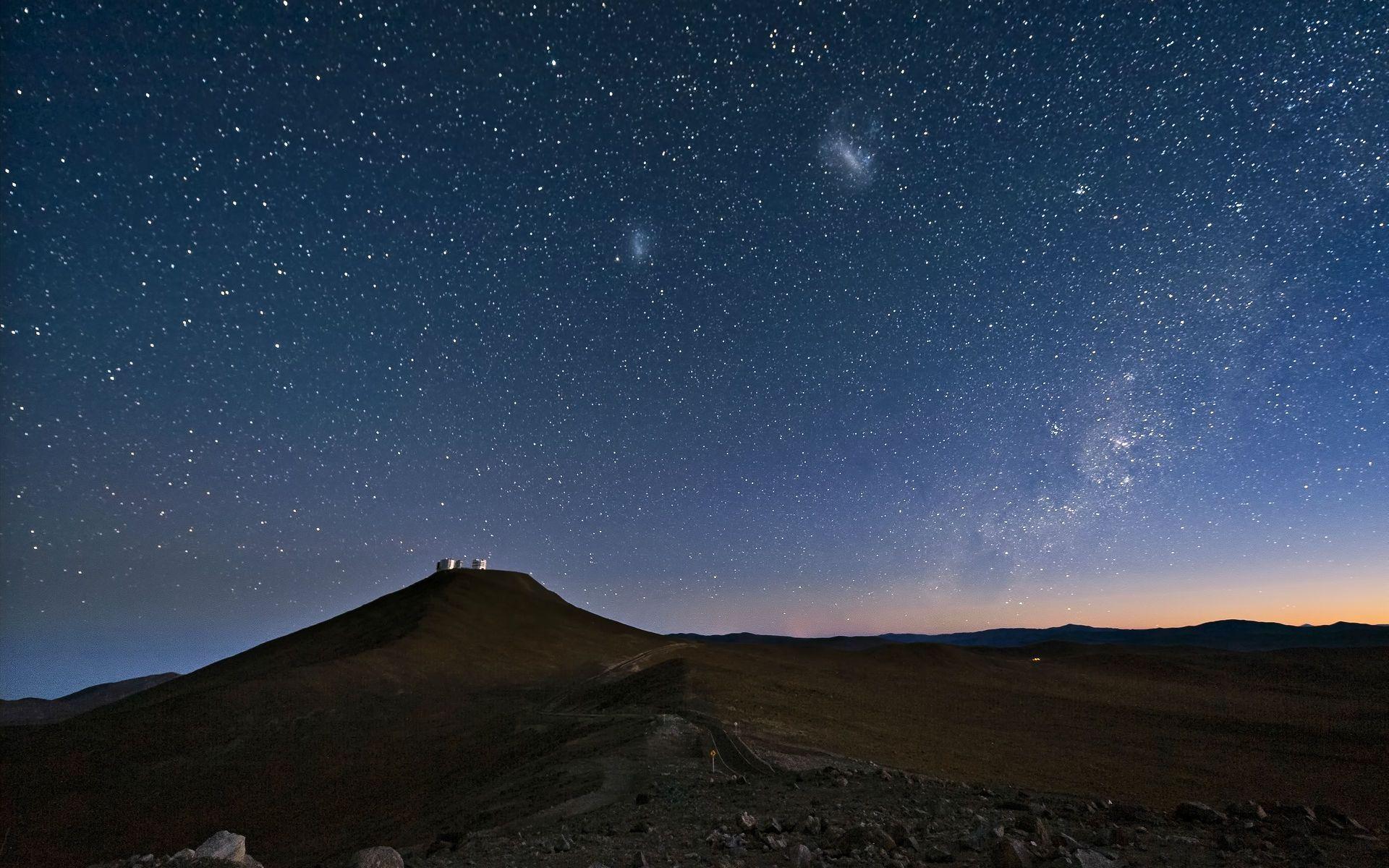 Beautiful Starry Sky Wallpaper