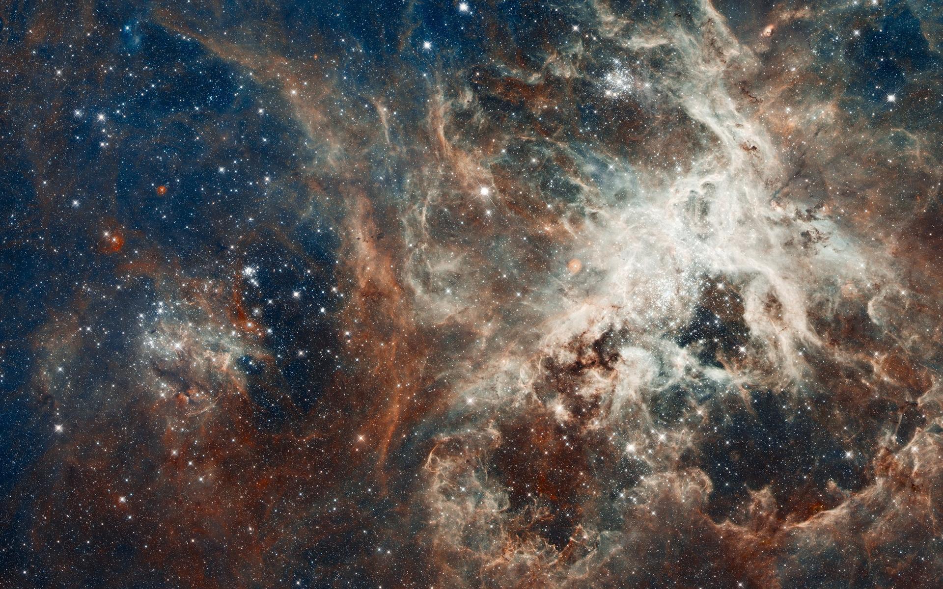 Stars ngc 2070