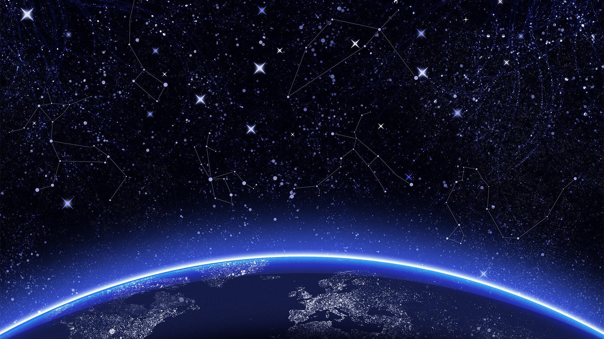 Night Stars Wallpaper