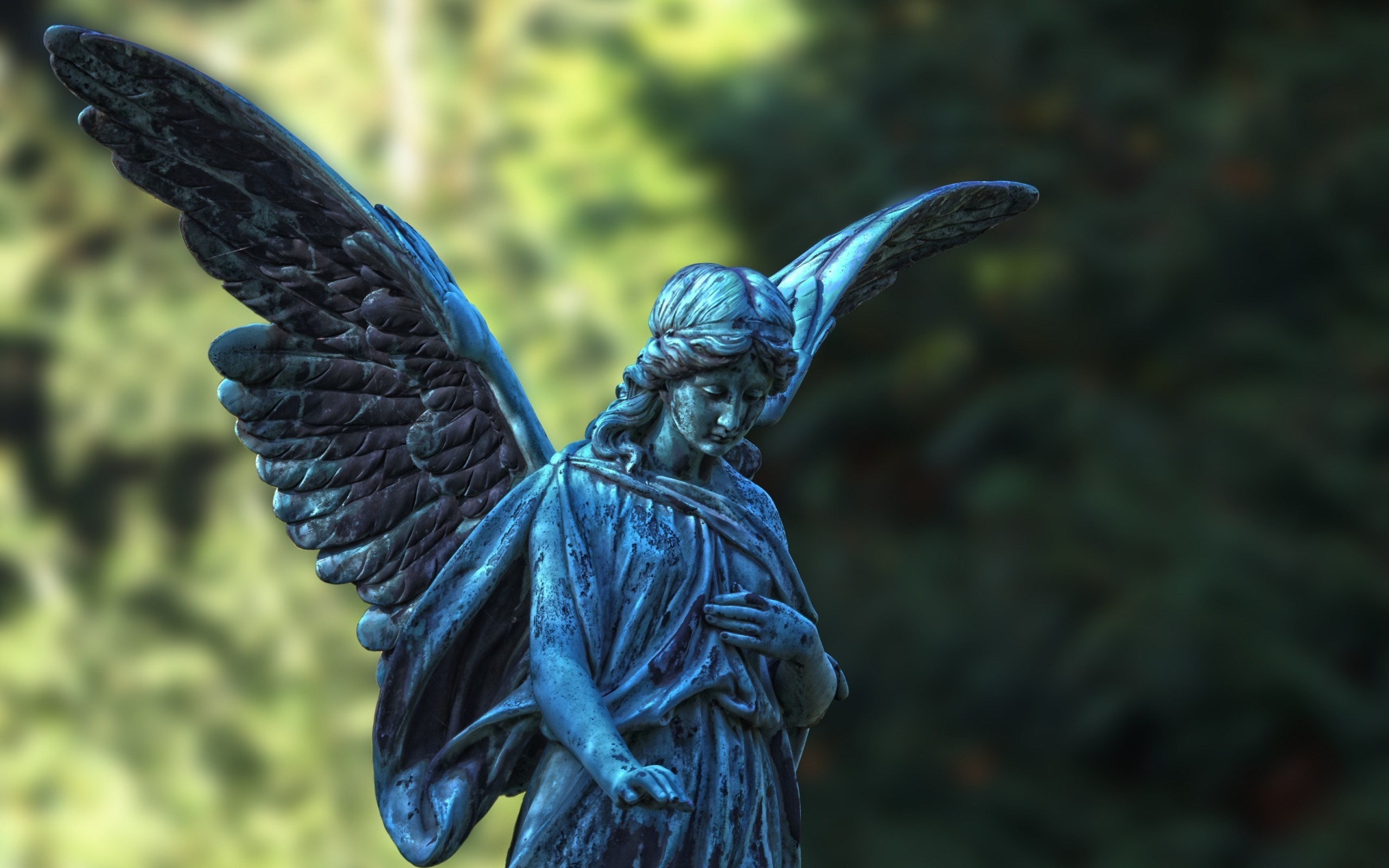 Statue Angel Wings