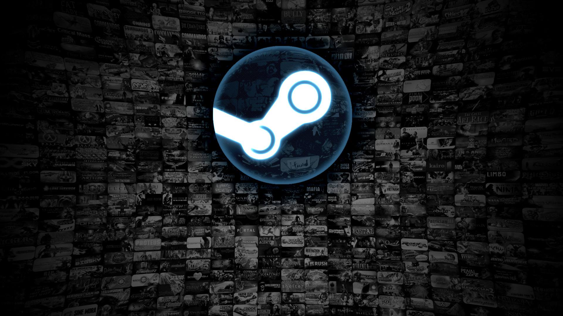 Steam wallpaper (Xpost from /r/wallpaper) ...