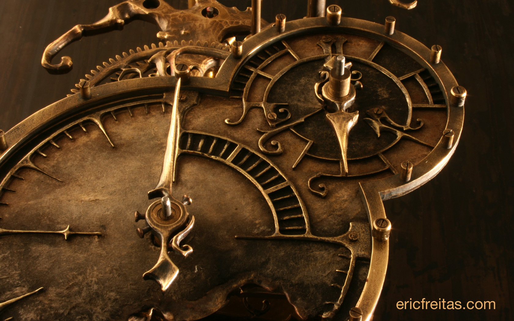 Steampunk Res: 1680x1050 / Size:512kb. Views: 461983