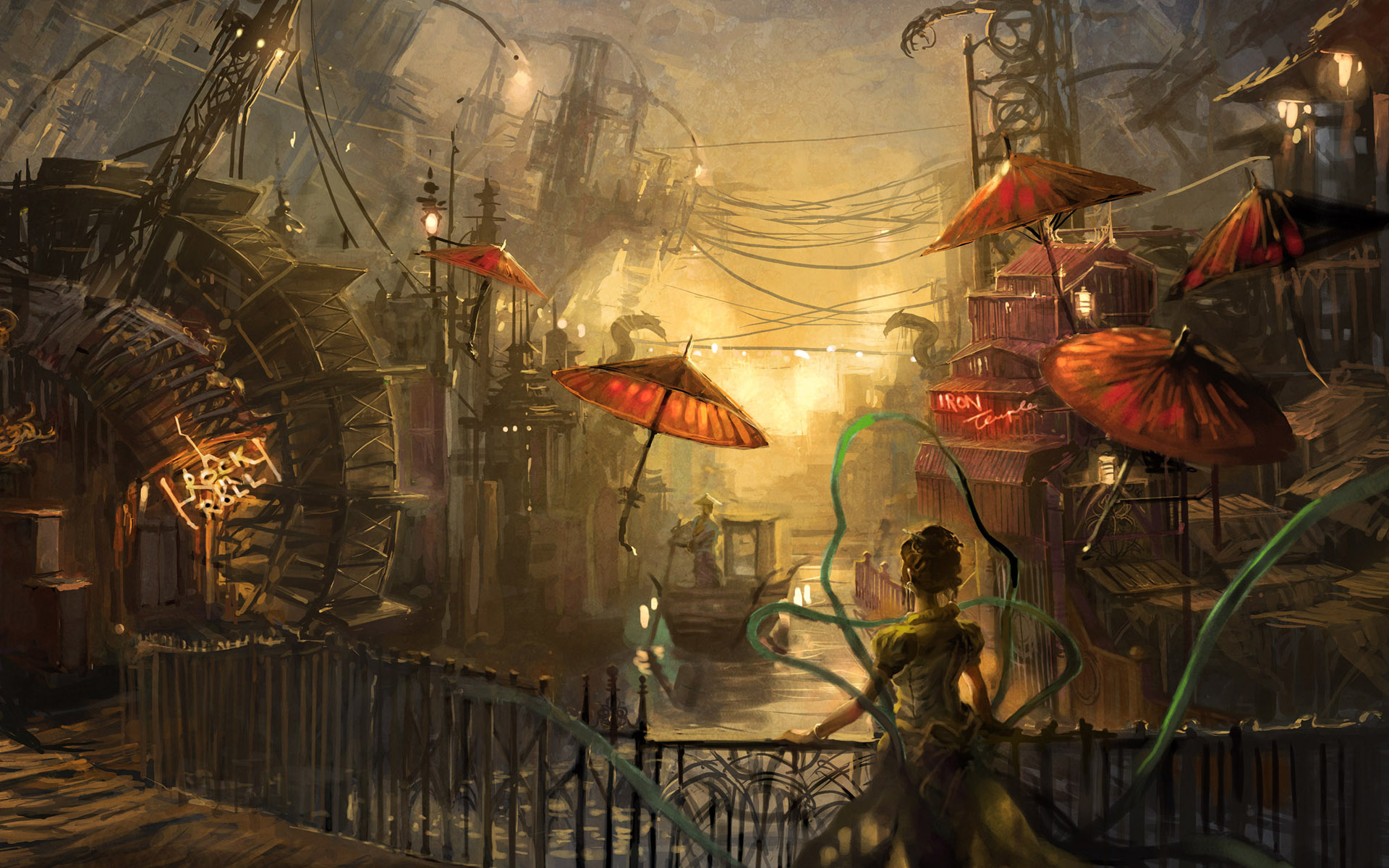 Steampunk Wallpaper 210