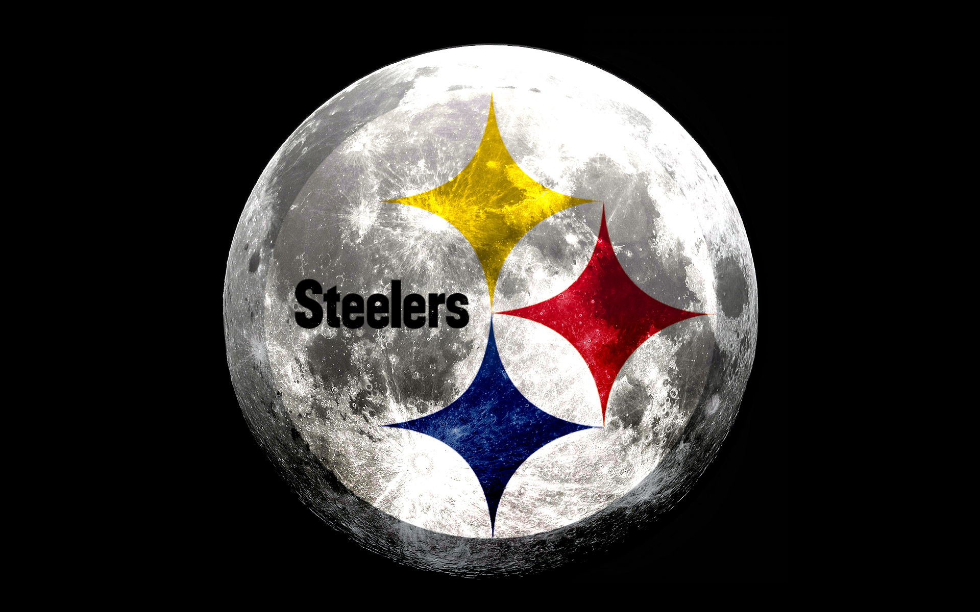Steelers Moon - 1920x1200