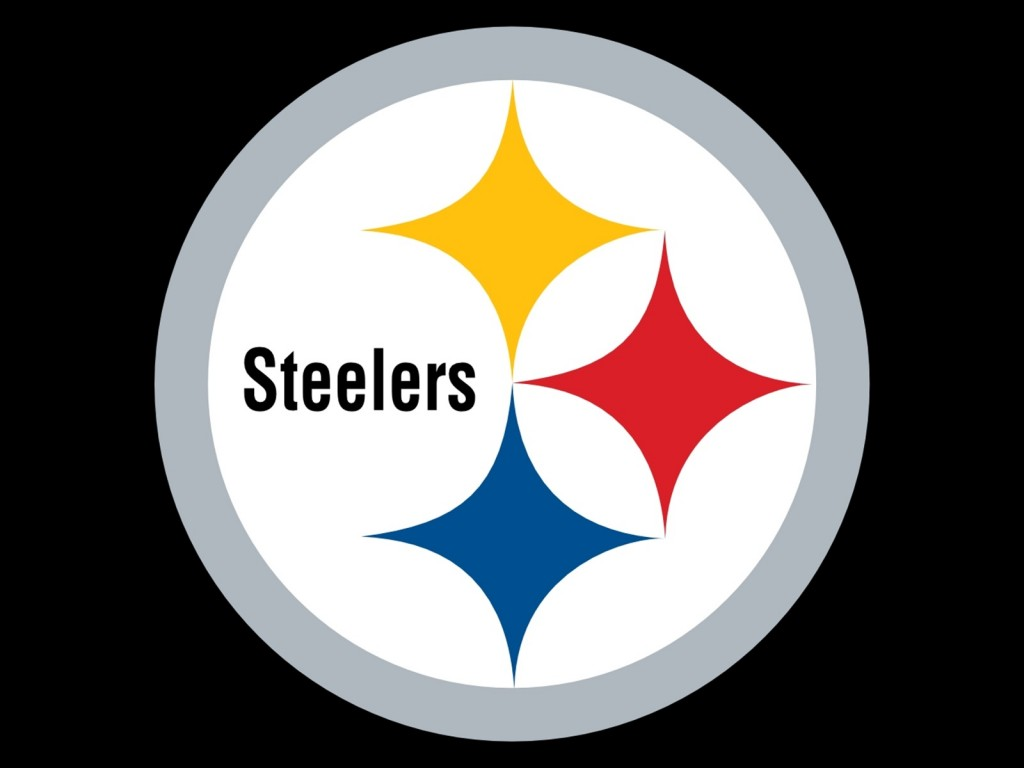 pittsburgh steelers logo wallpaper