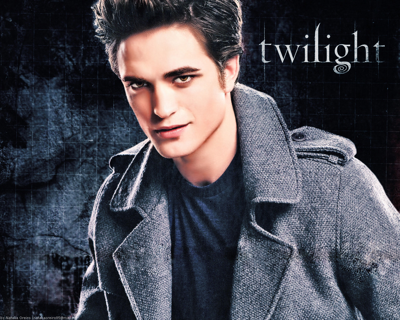 Edward Cullen from Twilight by Stephanie Meyer