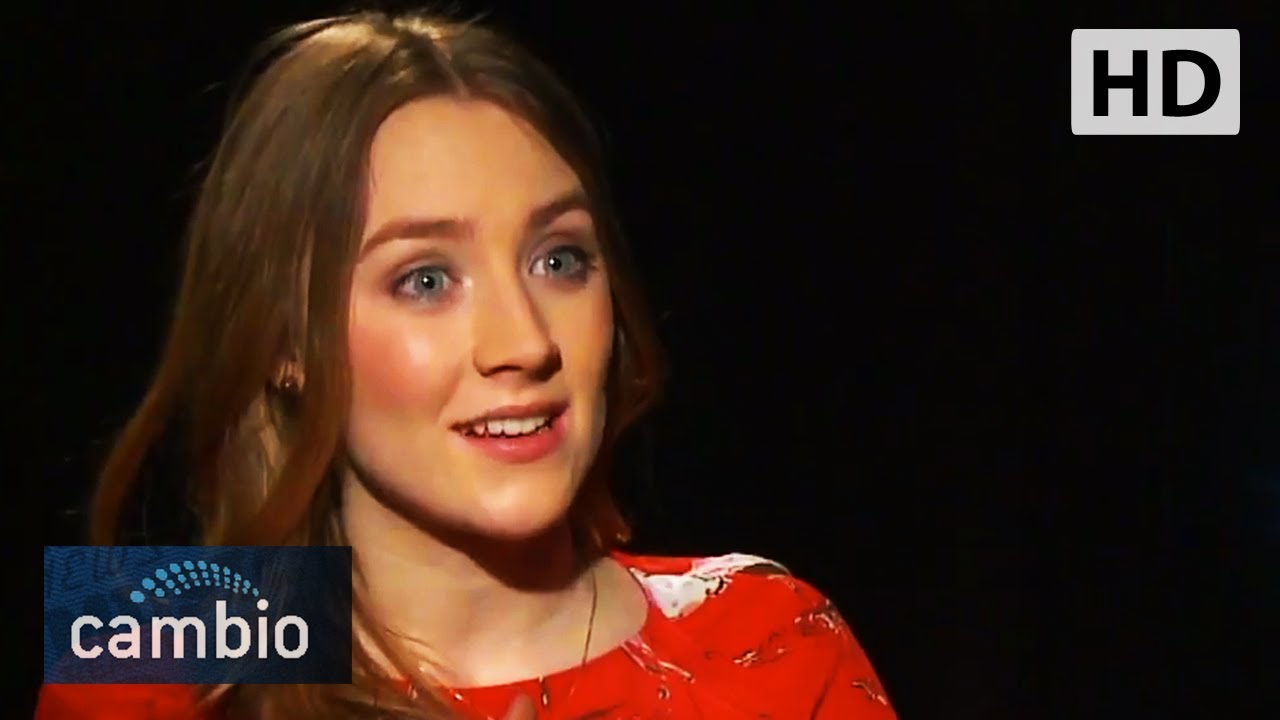 'The Host' Cast Talk Stephanie Meyer and Film! | Cambio Interview