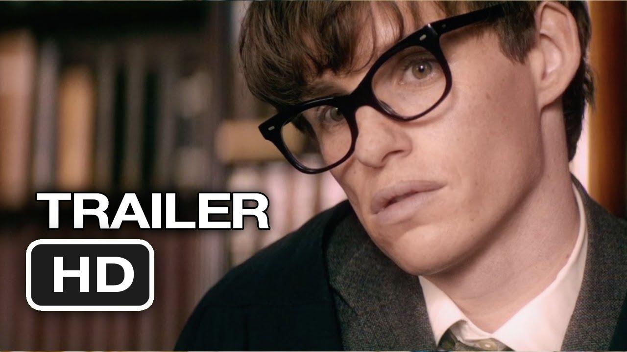 La Teoria del Todo-Trailer castellano (2015) Stephen Hawking