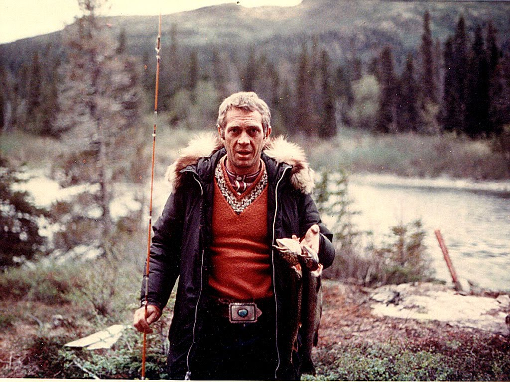 Life Time Gear Steve Mcqueen Fishing King Cool