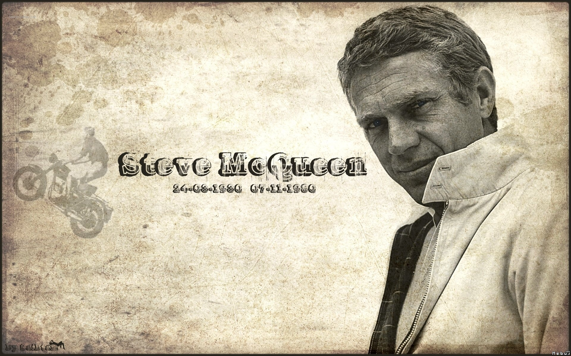 Image for steve mcqueen wallpaper