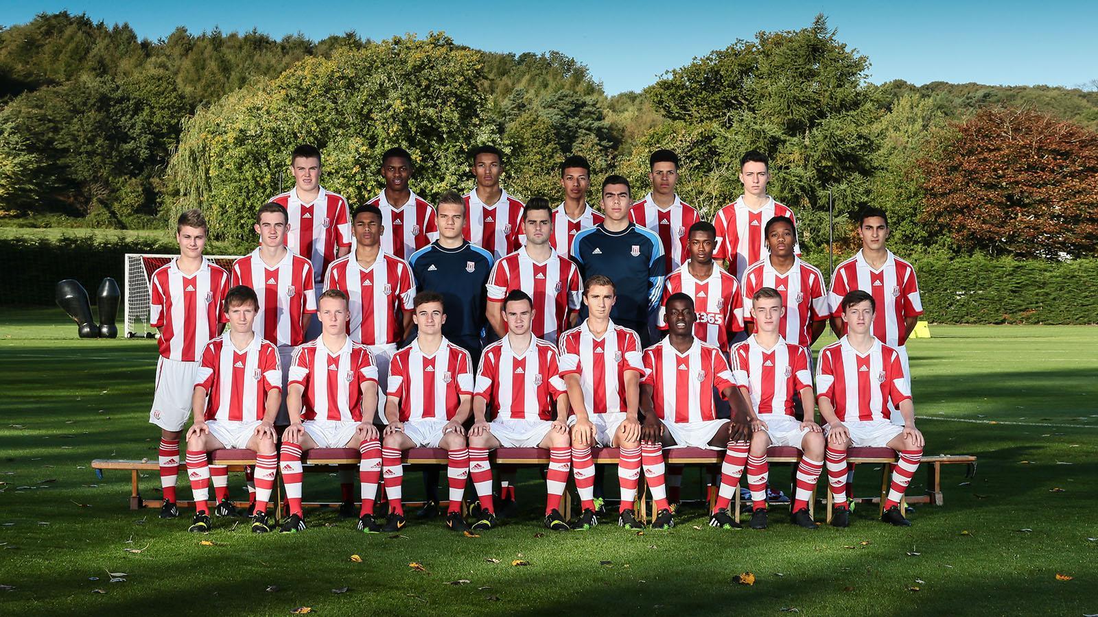 Stoke City FC Team